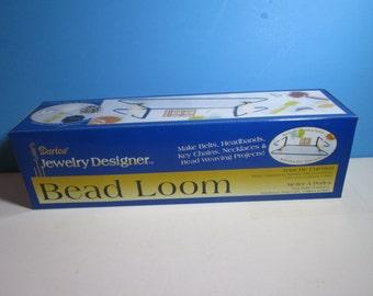 darice jewelry designer bead loom new in box