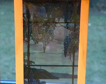 Dollhouse Framed Transparent Window Scenes  Ready to Hang  Sale