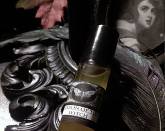 Season Of the Witch Gypsy Apothecary  Fall Alchemy Perfume Body Oil  1/3 oz Roll on