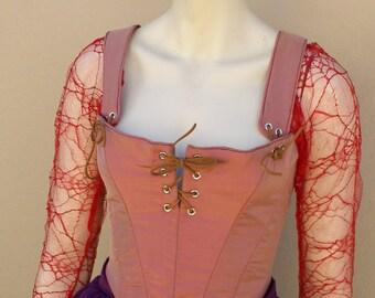 Hocus Pocus Sarah Sanderson CORSET SKIRT APRON Costume Prop