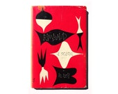 """Alvin Lustig book jacket design, 1946. """"A Season in Hell"""" by Arthur Rimbaud. NC2 / New Directions, New Classics series."""