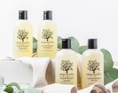 Natural Shampoo - Handcrafted - 8 oz