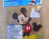 Mickey Mouse Walking 3D sticker set by EK Success