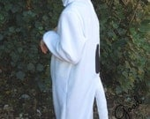 Big White Spotted Dog Costume