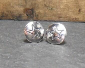 Starry Starry Stud Earrings