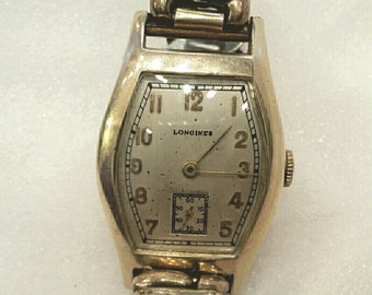 Vintage Longines Working Wrist Watch Excellent