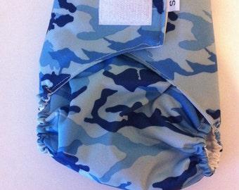 Ready to Ship - Diaper Cover - Velcro