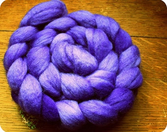 Delphinium 3.5oz Bluefaced leicester wool