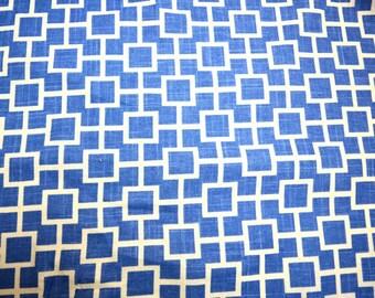 Cats Cradle River Robert Allen Fabric