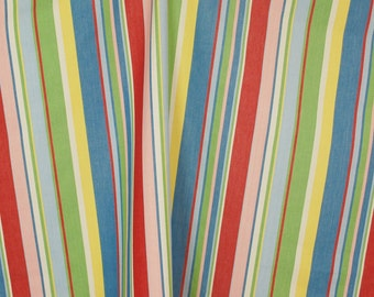 D2258 Cabana Primary Stripe Fabric