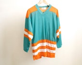 MIAMI DOLPHINS jersey FOOTBALL color block nfl football shirt number 99 defensive end