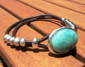turquoise bracelet, turquoise jewelry, plus size bracelets, plus size jewelry, popular jewelry, womens bracelets, silver bead bracelets