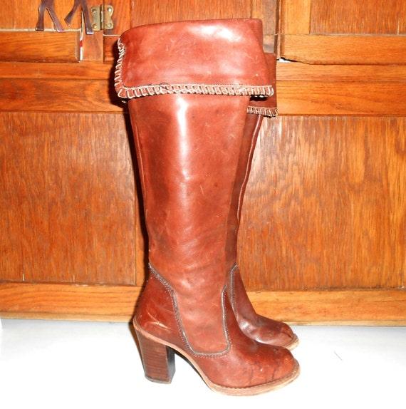 Vintage Boho Boots 58