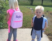 Childrens Backpacks Personalized Embroidered Flower Girl, Ring Bearer, or any Child