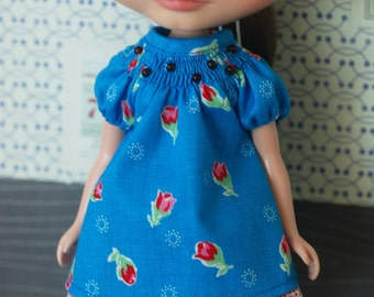 Tunic dress for blythe