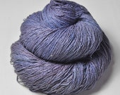 Losing myself in the dream - Silk Noil Lace Yarn - LIMITED EDITION