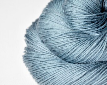 Dozing by the pond  - Silk/Cashmere Lace Yarn