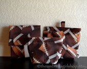 READY TO SHIP Football Reusable Lunch Kit