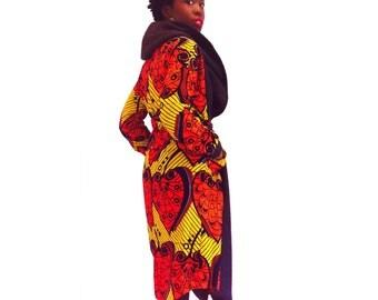 Nubian Winter Coat
