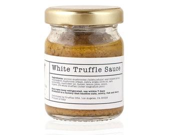 White Truffle Sauce 1.76oz (50g)