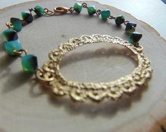 Super Sale Gorgeous Filigree Bracelet