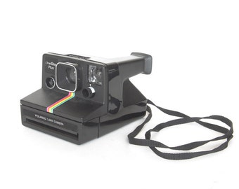 Polaroid One Step Plus Tested With Film