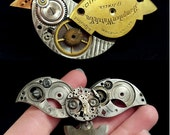 Clockwork Owl and Bird