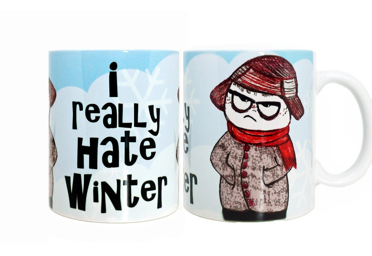 """why i hate winter """"ex-winter person"""", how about that well, i used to love winter, and i still do, not as much though, but i do still hate summer and i'm so grateful it's almost gone."""