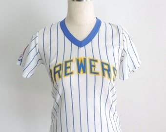 Milwaukee Brewers Jersey Shirt