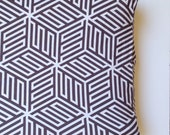 Changing Pad Cover - Modern Baby Bedding / Tribal Baby Bedding / Contoured Changing Pad Cover / Diaper Pad Cover