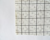 Antique Fabric / Vintage Fabric / Victorian Dress Fabric / 1800's Fabric 1900s Fabric / Edwardian Dress Fabric / Shirting Fabric / Quilt
