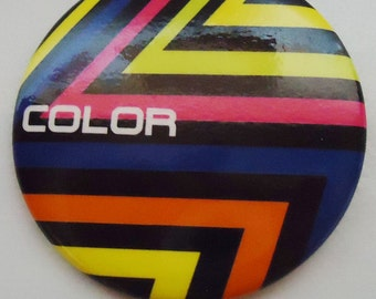 The Tokyo Color 80s Badge