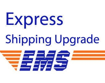 For Domina, Upgrade Shipping DHL Express Mail Service