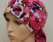 Cancer Patients Head Covering, Chemotherapy Headscarf, Cancer Head Wear, Chemo Bonnet, Hair Loss Head Scarves