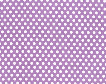 Purple Kiss Dots - Michael Miller Fabrics