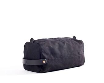 Dopp Kit: Black