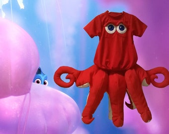 Hank The Septopus -- Disney's Finding Dory Movie.