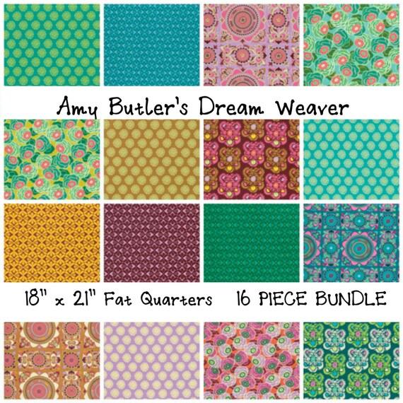 Sale Dream Weaver Amy Butler 18 Quot X 21 Quot Fat Quarters
