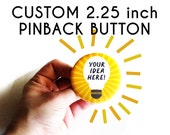 Custom Pinback Buttons Personalized Photo Apparel Accessories Art Badges Pins