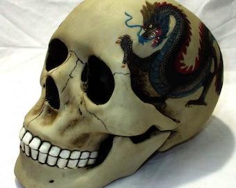 Vintage Skull Bank