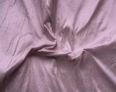 silk fat quarter, dupioni silk fabric - Lavender silk sld132