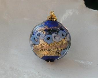 Venetian Murano Glass Fiorato Necklace