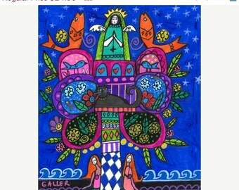 55% Off- Mexican Folk Art (HG621)