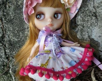 La-Princesa Lolita Outfit for Blythe (No.Blythe-332)