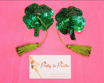 Shake Your Shamrocks Pasties