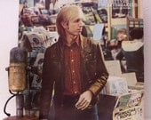 "ON SALE Vinyl Record Album Tom Petty ""Hard Promises"" (Original 1981 Backstreet Records w/photo inner sleeve and ""The Waiting"")"
