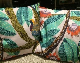 x3 Tropical Cushions