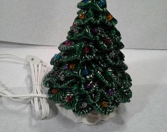 Ceramic Christmas Tree fir small