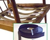 DIY Danish Modern Chair Wicker Rattan Furniture Stretch Webbing Repair Kit