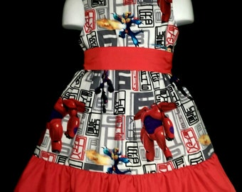 Sleeveless Summer Dress Big Zero 6 Boutique 12/18M 24M/2T 3T/4T 5/6 Pageant New
